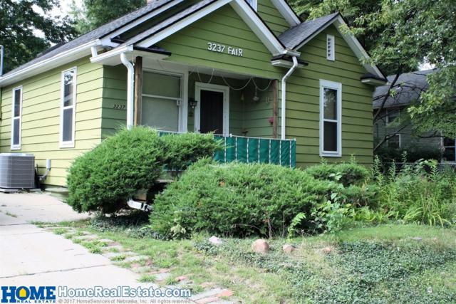3237 Fair Street, Lincoln, NE 68503 (MLS #10140200) :: Nebraska Home Sales
