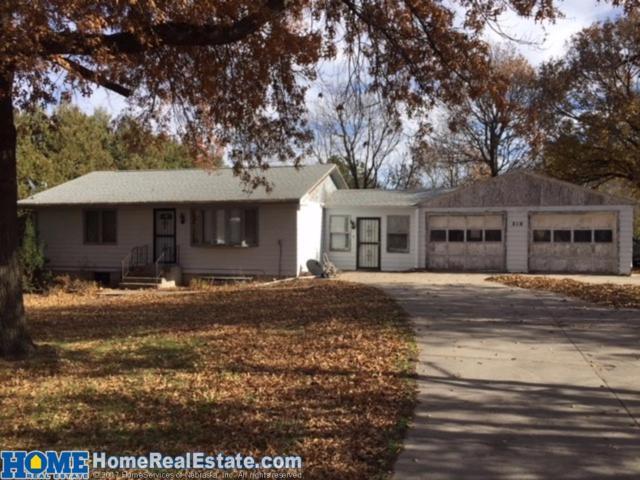 210 Monroe Street, Bennet, NE 68317 (MLS #10142433) :: Nebraska Home Sales