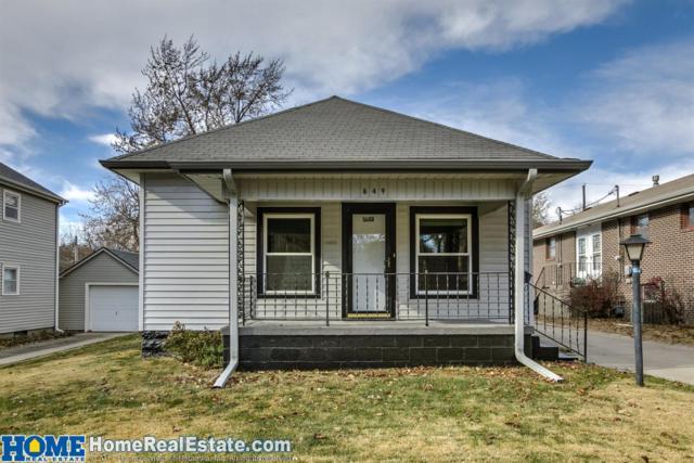 849 S 32nd Street, Lincoln, NE 68510 (MLS #10142439) :: Lincoln's Elite Real Estate Group