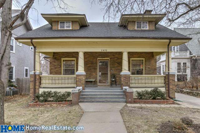 2472 Lake Street, Lincoln, NE 68502 (MLS #10142790) :: Nebraska Home Sales