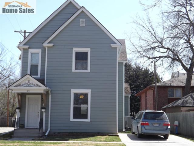 424 N 25 Street, Lincoln, NE 68503 (MLS #10144347) :: The Briley Team