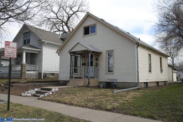 705 Charleston Street, Lincoln, NE 68508 (MLS #10144575) :: Nebraska Home Sales