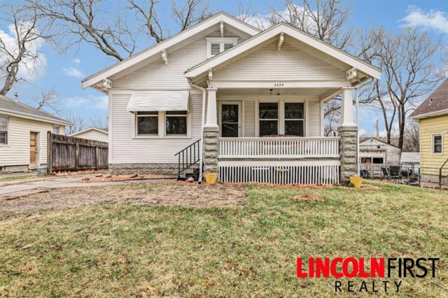 3424 W Street, Lincoln, NE 68503 (MLS #10144736) :: Nebraska Home Sales