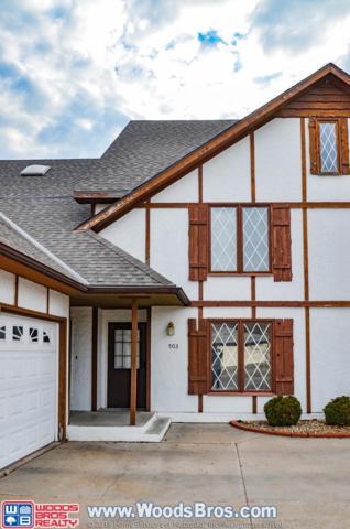 503 NW 16 Street, Lincoln, NE 68528 (MLS #10144776) :: Nebraska Home Sales