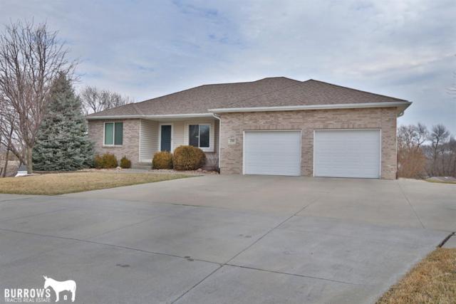 220 Wenzel Circle, Eagle, NE 68347 (MLS #10144778) :: Nebraska Home Sales