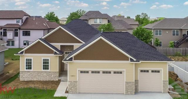 5851 Opus Drive, Lincoln, NE 68526 (MLS #10146188) :: Nebraska Home Sales