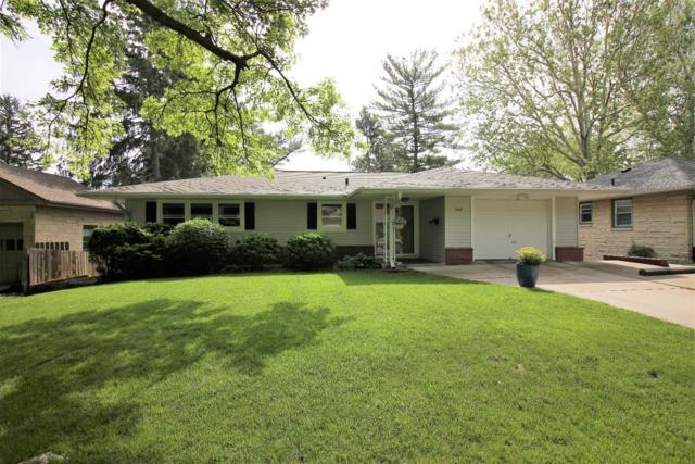 2816 William Street, Lincoln, NE 68502 (MLS #10146409) :: Nebraska Home Sales