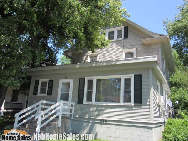 546 S 27th Street, Lincoln, NE 68510 (MLS #10147653) :: Nebraska Home Sales