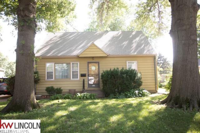 4945 Myrtle Street, Lincoln, NE 68506 (MLS #10148002) :: Nebraska Home Sales