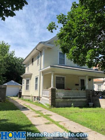 1507 Garfield Street, Lincoln, NE 68502 (MLS #10148261) :: Nebraska Home Sales