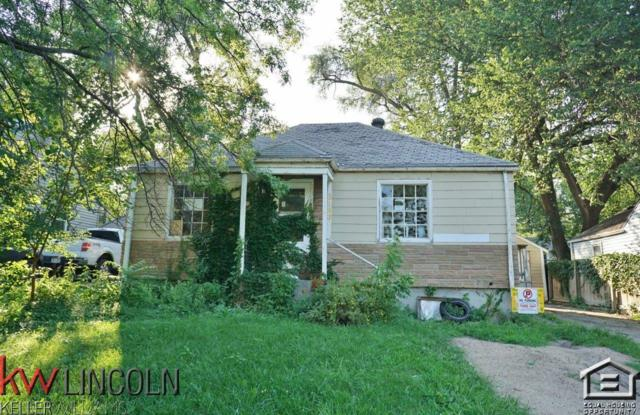 3143 N Cotner Boulevard, Lincoln, NE 68507 (MLS #10148411) :: Nebraska Home Sales