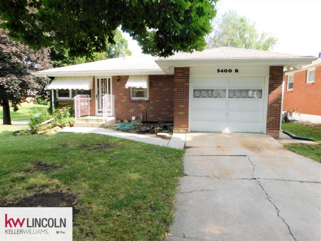 5400 R Street, Lincoln, NE 68504 (MLS #10148546) :: Nebraska Home Sales