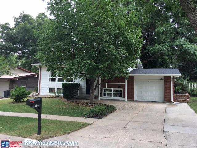 1310 Carlos Drive, Lincoln, NE 68505 (MLS #10149023) :: Nebraska Home Sales