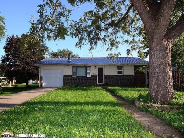 406 Manchester, Pickrell, NE 68422 (MLS #10149738) :: Nebraska Home Sales
