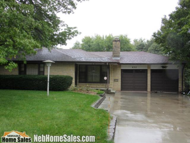 435 S Cotner Boulevard, Lincoln, NE 68510 (MLS #10150313) :: Nebraska Home Sales