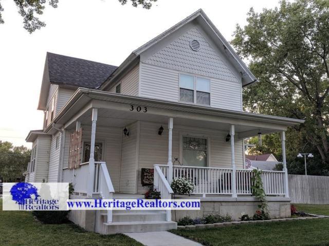 303 N Blackburn Avenue, York, NE 68467 (MLS #10150864) :: Lincoln Select Real Estate Group