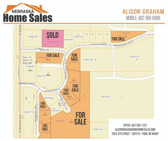 0 Hearthstone Blvd, York, NE 68467 (MLS #10151872) :: Lincoln Select Real Estate Group