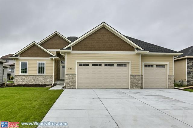 5851 Opus Drive, Lincoln, NE 68526 (MLS #10152810) :: Lincoln Select Real Estate Group