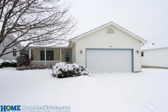2230 Atwood Lane, Lincoln, NE 68521 (MLS #10153360) :: Lincoln Select Real Estate Group