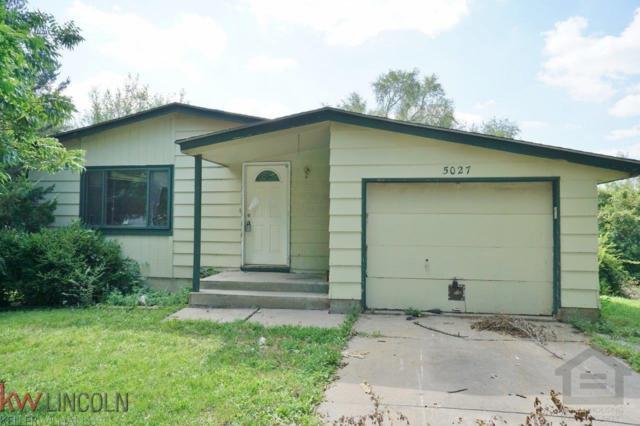 5027 Grassridge Road, Lincoln, NE 68512 (MLS #10140352) :: Lincoln's Elite Real Estate Group