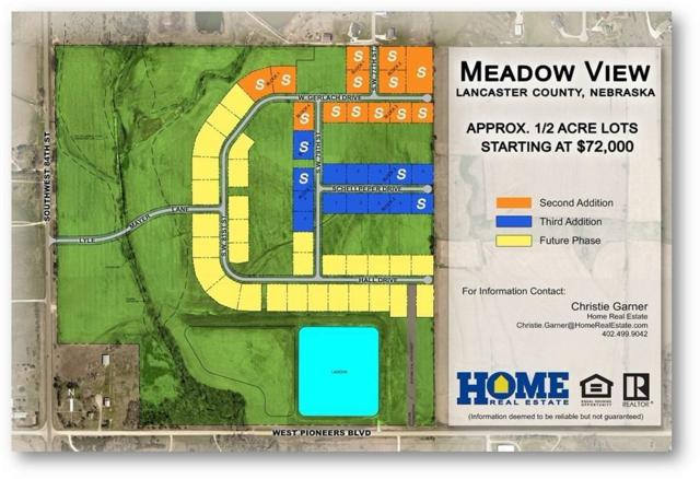 0 Meadow View 3rd, Lincoln, NE 68532 (MLS #10143088) :: Lincoln Select Real Estate Group