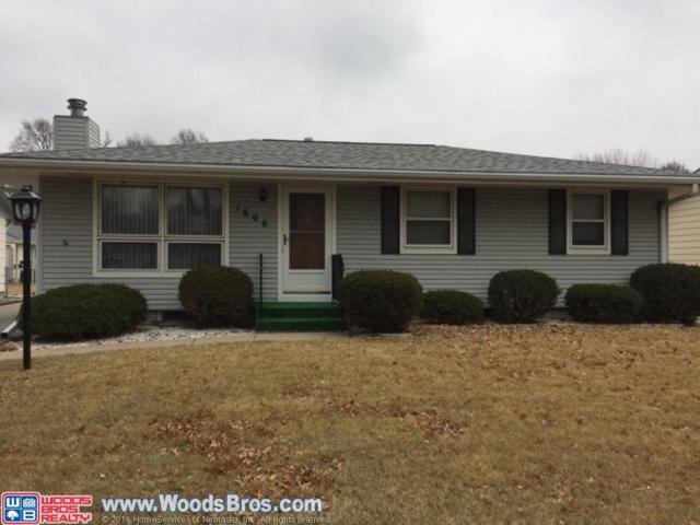 1606 David Drive, Lincoln, NE 68504 (MLS #10144641) :: Nebraska Home Sales