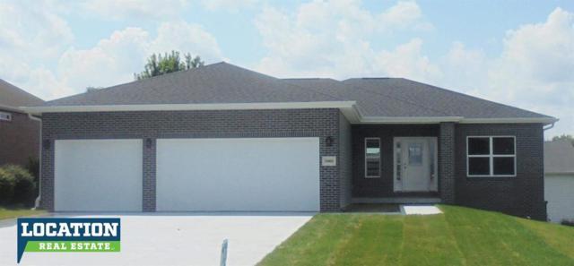 5001 Woodland Hills Drive, Eagle, NE 68347 (MLS #10148831) :: Nebraska Home Sales