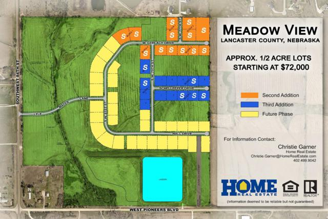 0 Meadow View 3rd, Lincoln, NE 68532 (MLS #10152294) :: Lincoln Select Real Estate Group