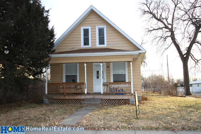 1702 N 23rd Street, Lincoln, NE 68503 (MLS #10152397) :: Lincoln Select Real Estate Group