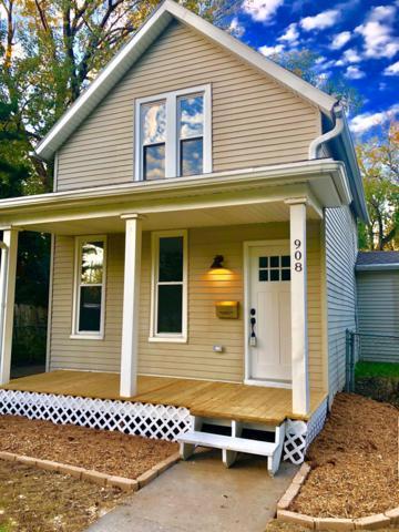 908 Peach Street, Lincoln, NE 68502 (MLS #10150550) :: Nebraska Home Sales