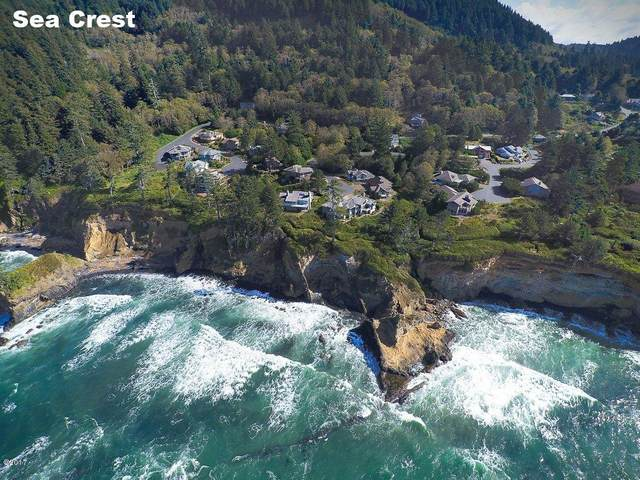 Lot 19 Sea Crest Drive, Otter Rock, OR 97369 (MLS #19-1274) :: Coho Realty