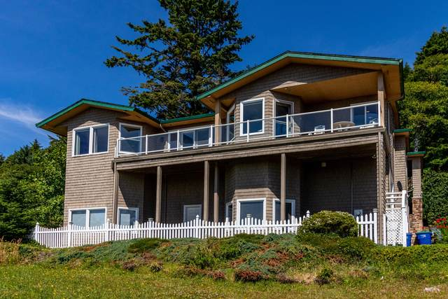 125 Allen St, Depoe Bay, OR 97341 (MLS #20-1524) :: Coho Realty