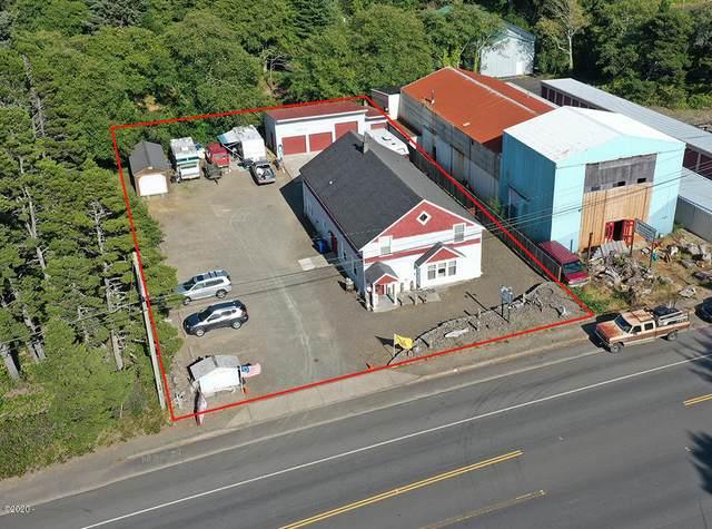 474 S. Hwy 101, Depoe Bay, OR 97341 (MLS #20-1711) :: Coho Realty