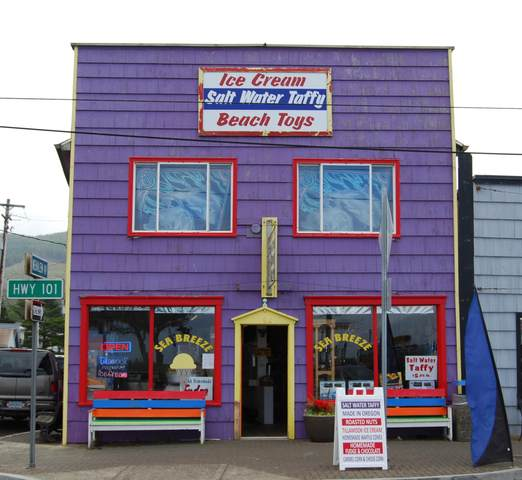 102 S Hwy 101, Rockaway Beach, OR 97136 (MLS #20-1910) :: Coho Realty