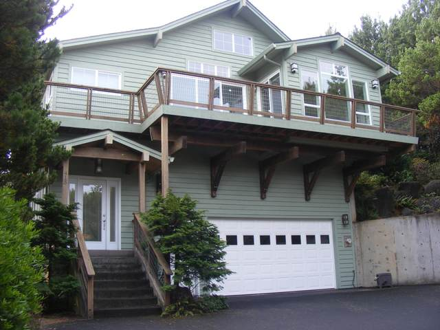 415 NW 19th St, Newport, OR 97365 (MLS #20-1994) :: Coho Realty