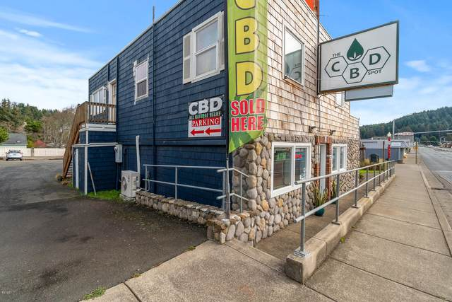 4756 SE Us-Hwy 101, Lincoln City, OR 97367 (MLS #20-239) :: Coho Realty
