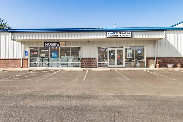 1517 SW Hwy 101, Lincoln City, OR 97367 (MLS #20-701) :: Coho Realty