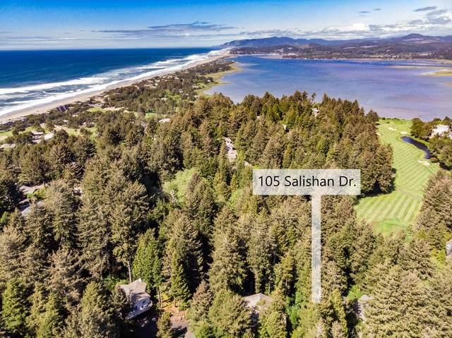 105 Salishan Dr, Gleneden Beach, OR 97388 (MLS #20-914) :: Coho Realty