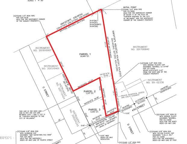 264 Lot 1 NE 4th St, Willamina, OR 97396 (MLS #21-1045) :: Coho Realty