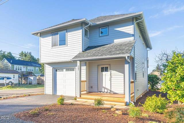 267 SE Tide Ave., Lincoln City, OR 97367 (MLS #21-105) :: Coho Realty
