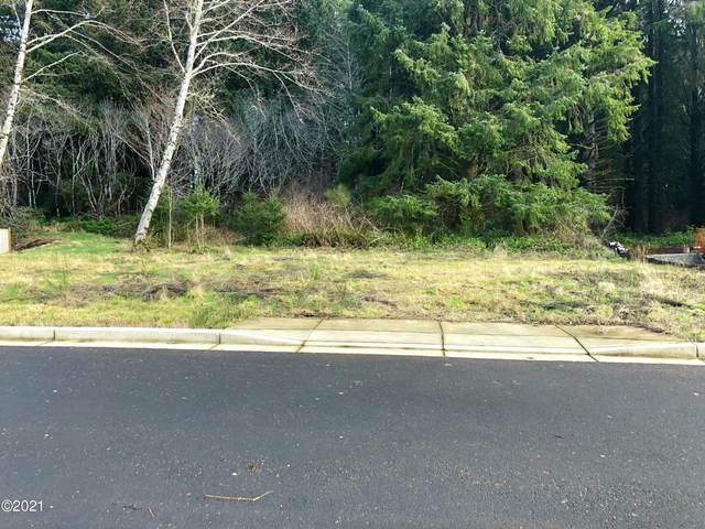 Lot 101 Ne 61st Place, Lincoln City, OR 97367 (MLS #21-115) :: Coho Realty