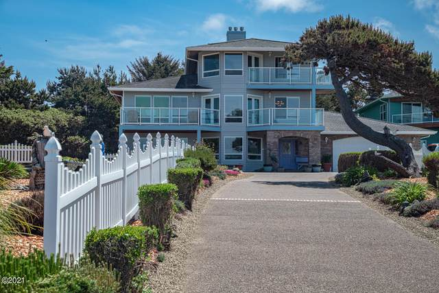 175 Fishing Rock Dr, Depoe Bay, OR 97341 (MLS #21-1221) :: Coho Realty