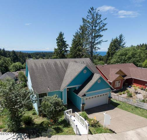 1803 SE Oar Dr, Lincoln City, OR 97367 (MLS #21-1370) :: Coho Realty