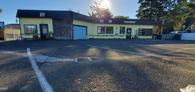 5128 SW Hwy 101, Lincoln City, OR 97367 (MLS #21-1972) :: Coho Realty