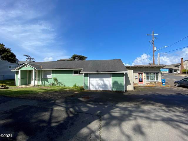 2031&2035 NW Jetty Ave., Lincoln City, OR 97367 (MLS #21-1977) :: Coho Realty