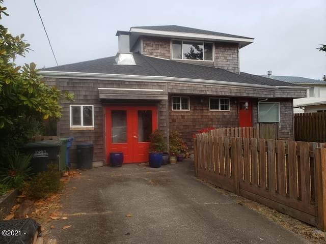 1145 NE Broadway St, Waldport, OR 97394 (MLS #21-2014) :: Coho Realty