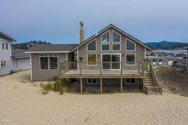 218 NW Oceania Dr, Waldport, OR 97394 (MLS #21-2018) :: Coho Realty