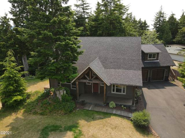 1423 NE High Meadows Dr., Waldport, OR 97394 (MLS #21-2024) :: Coho Realty
