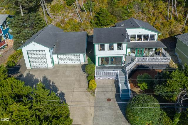 1701 NW Bayshore Dr, Waldport, OR 97394 (MLS #21-2214) :: Coho Realty