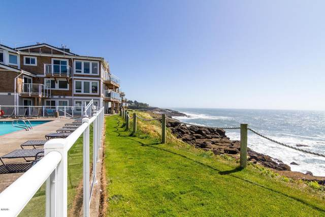 709 NW Us 101 E502, Depoe Bay, OR 97341 (MLS #21-258) :: Coho Realty